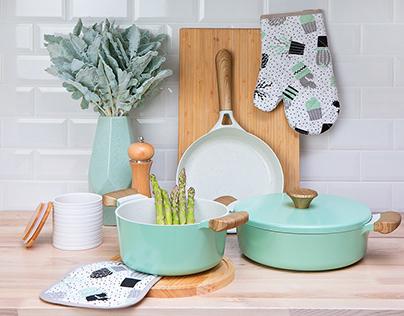 Beautiful cookware