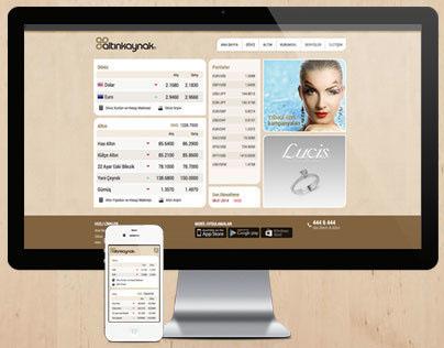 Altınkaynak Responsive Web Page Design