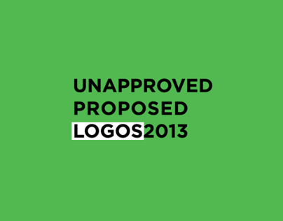 Unapproved Logos