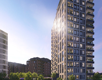 Platan Park Apartments