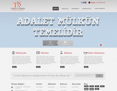 Taskin Simsek Web Design