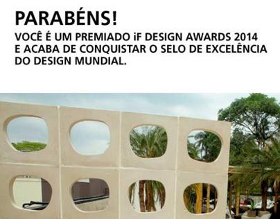 iF Design Awards 2014