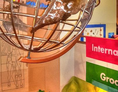 """""""Children's Museum Globe"""""""