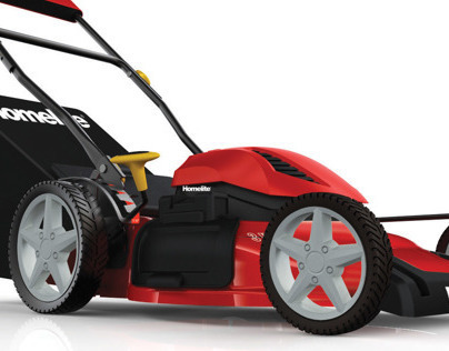 Homelite Electric Lawn Mower