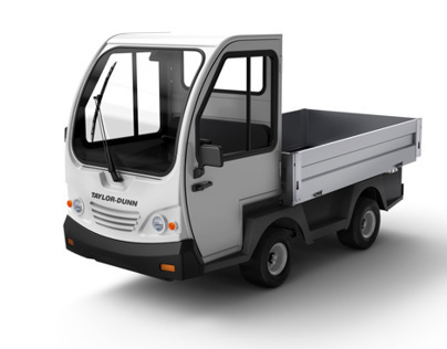 Taylor Dunn Electric Utility Vehicle