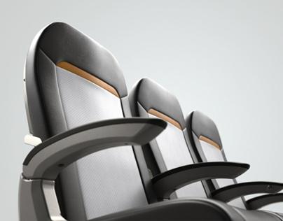 Zodiac Slimplus Aircraft Seating