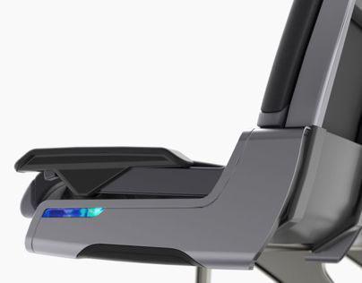 Panasonic Quantum Seat