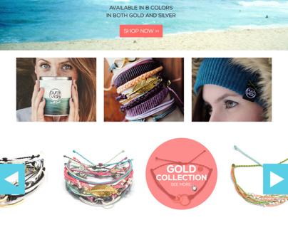 Freelance - web design