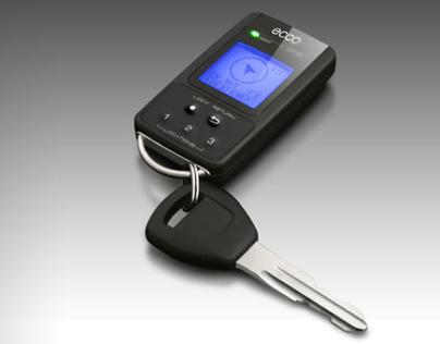 ecco Pocket GPS Locator