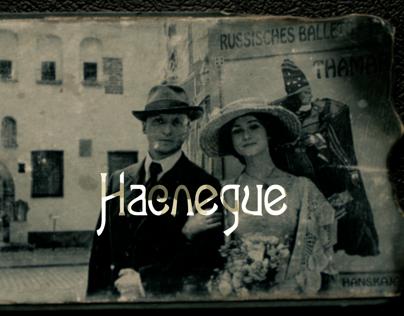 """""""Nasledie"""" series main titles"""