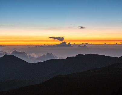 Haleakala Crater Sunrise (Maui)