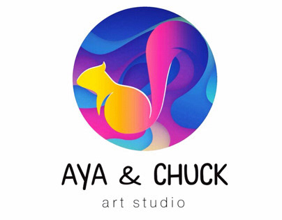 Разработка логотипа для арт студии