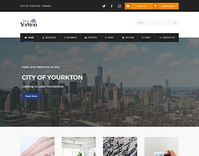 City of Yorkton - Website