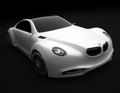 BMW 327 Concept