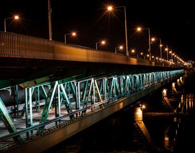 Most Gdański, Warsaw