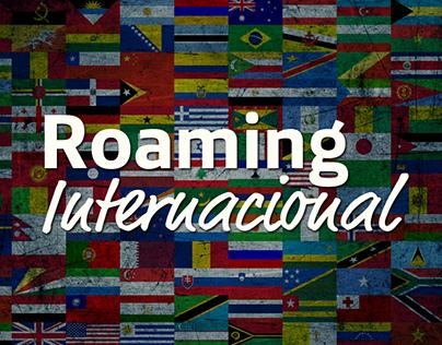 Movistar - Roaming Internacional