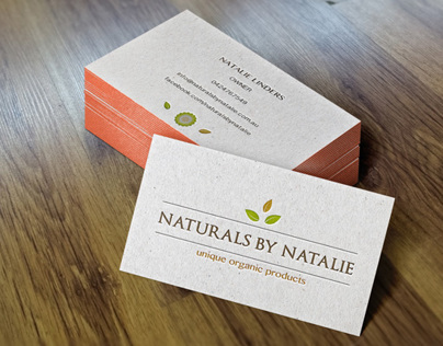 Re Branding for Naturals by Natalie