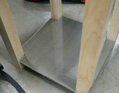 Stratum Side Table
