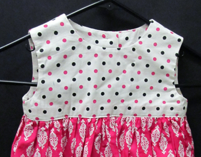 Garment Structures: Toddler Dress and Shorts