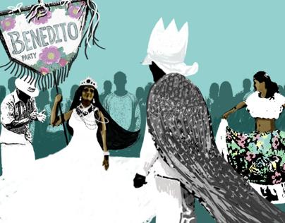 CD - Benedito Party
