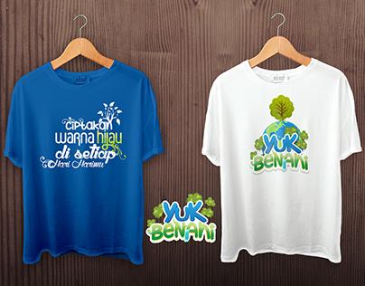 Tshirt Game YUK BENAHI