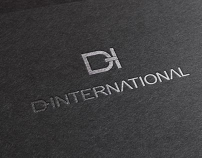 D-International | Logo Design