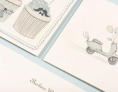 Wedding Invitation / Basia&Mateusz