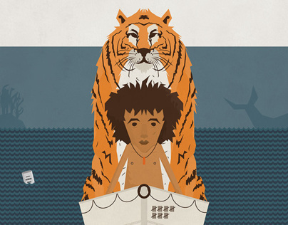Life of Pi — Alternative Posters