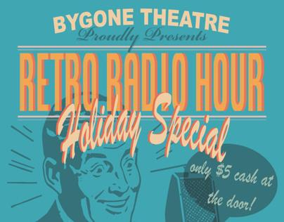 Retro Radio Hour: Holiday Special