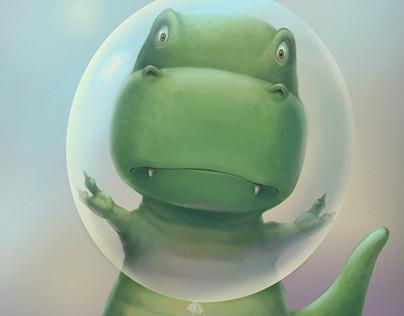 The Little T-rex