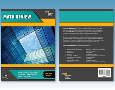 Core Skills Book Cover Design