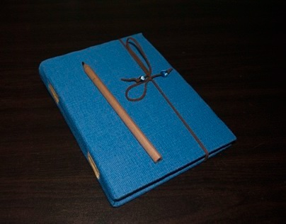 My new Design & Handmade Sketchbook