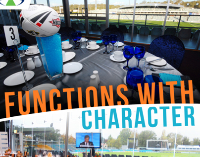 Functions with Character