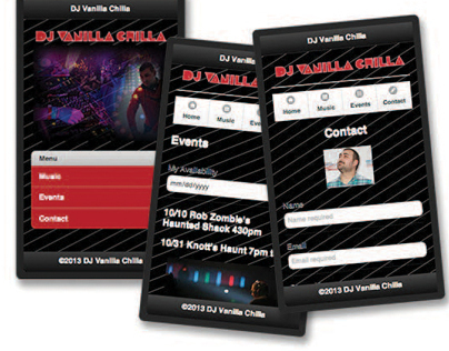 DJ VC Mobile App