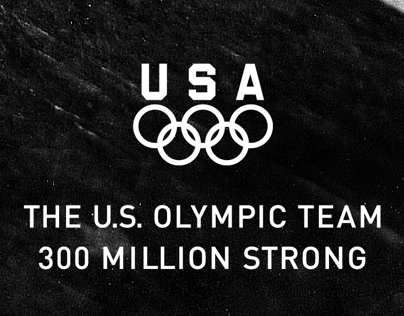 United States Olympic Committee Posters