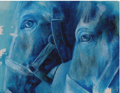 bLuE pHaSe (acrylic/airbrush)