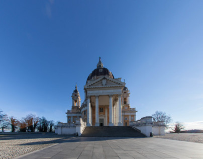 Superga (Torino) interactive 360°