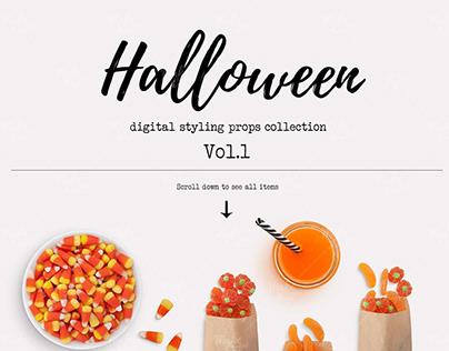 Halloween scene creator ByMake Beautiful Things