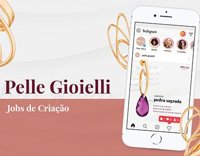 Social Media   Pelle Gioielli