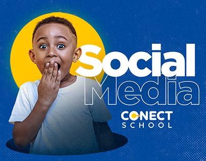 Conect School - Social Media
