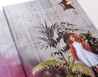 Maison de la culture - Season 2016/2017