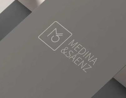 Medina & Sáenz | Branding