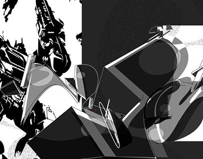 Black Gundam