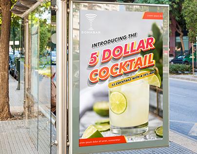 #Billboard #CockTail #5Dollar #EnergyDrink