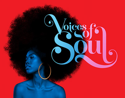 Voices Of Soul - Branding and Photo Illustration
