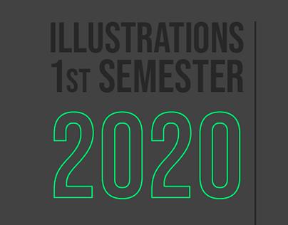 Illustrations 2020/1