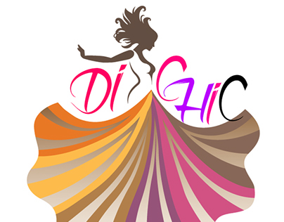 Dia Chic Logo for Women Apparel Shopping Site