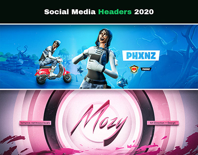Social Media Headers 2020