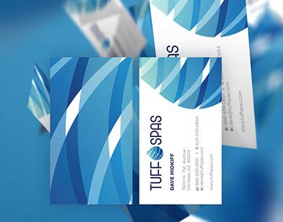 Tuff Spas Rebrand