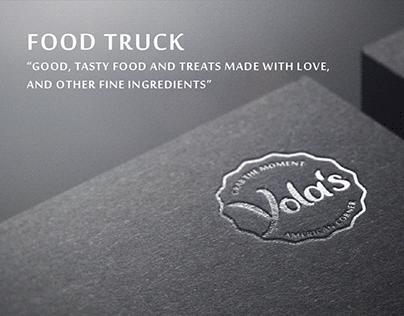 YOLA'S Branding | Food Truck